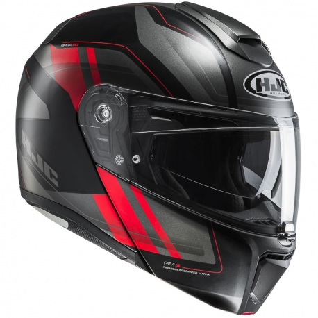 New modular helmet for HJC's RPHA line