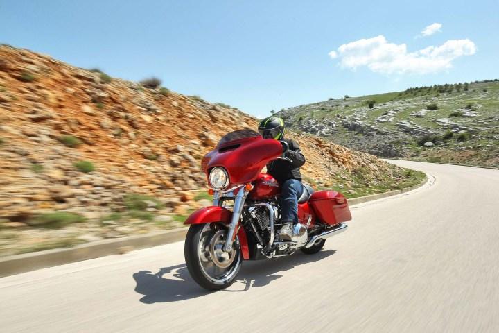 How Much Is A  Harley Davidson Street Glide Worth