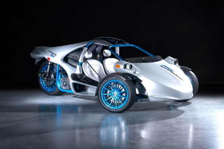 More details on the electric Campagna T-Rex