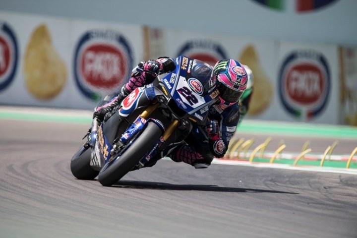 Racing round-up: Imola World Superbike