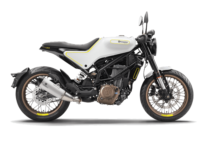 Husqvarna offering Rekluse semi-auto clutch on Vitpilen 401, Svartpilen 401
