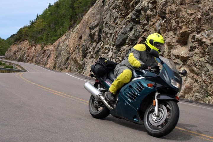 Opinion: Gotcha! Cabot Trail open for riders