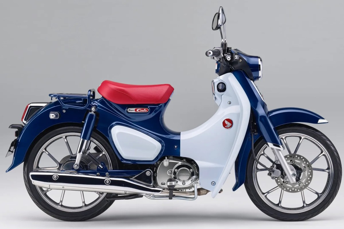 No Honda Super Cub C125 for Canada