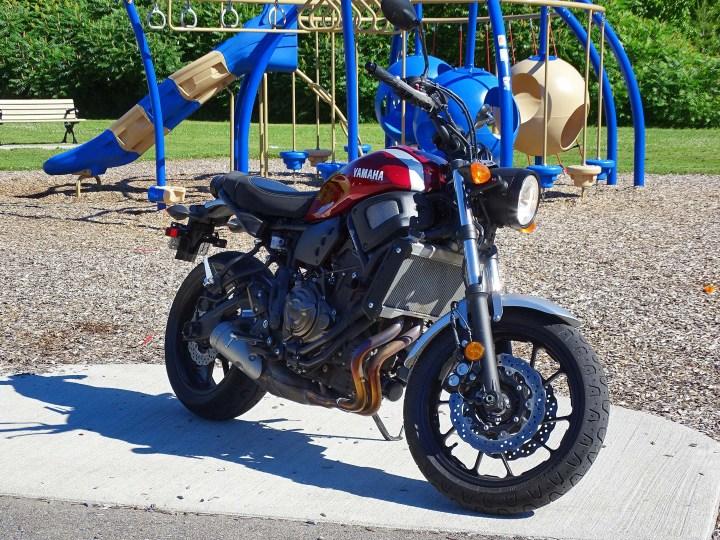 Test Ride: 2018 Yamaha XSR700