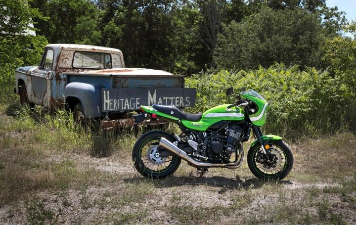 Test Ride: 2018 Kawasaki Z900RS Café