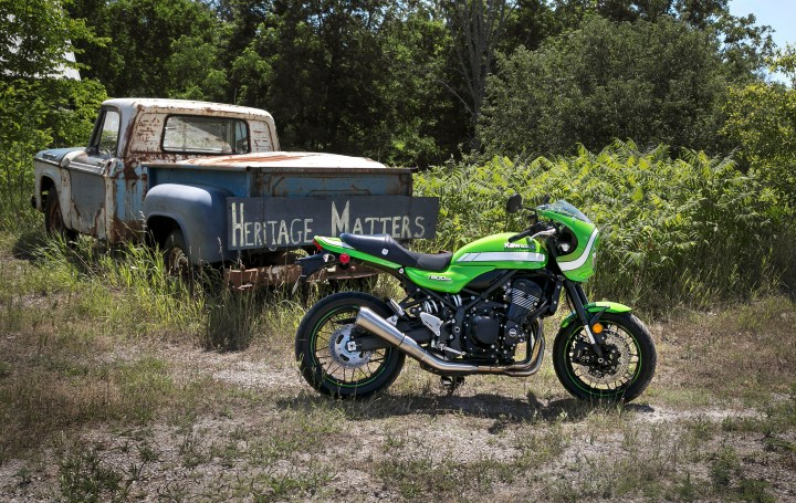 Test Ride: 2018 Kawasaki Z900RS Café