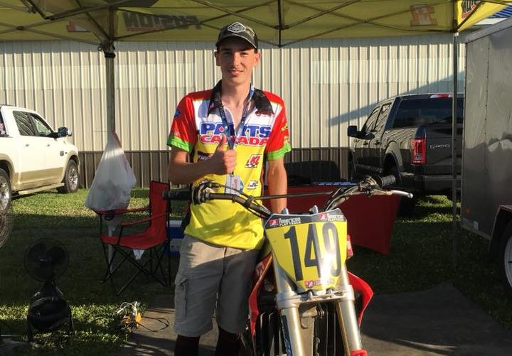 Brodie Buchan to race AMA flat track in 2019
