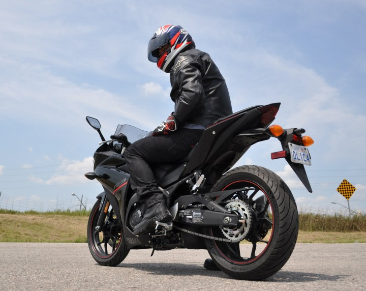 Test Ride: 2018 Yamaha YZF-R3