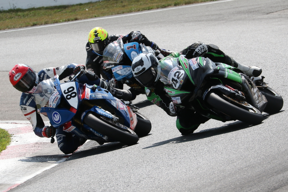 2018 CSBK season wraps up with spectacular racing