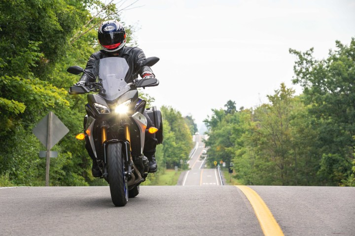 First Ride: 2019 Yamaha Tracer 900 GT