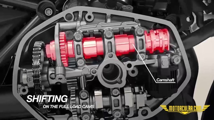 "Video: BMW ""Shiftcam"" engine technology powers R1250 platform"