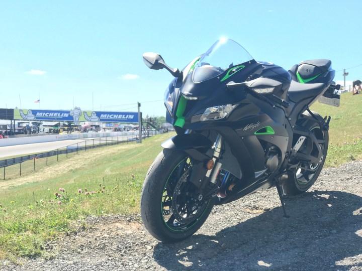 Test ride: 2018 Kawasaki ZX-10R SE