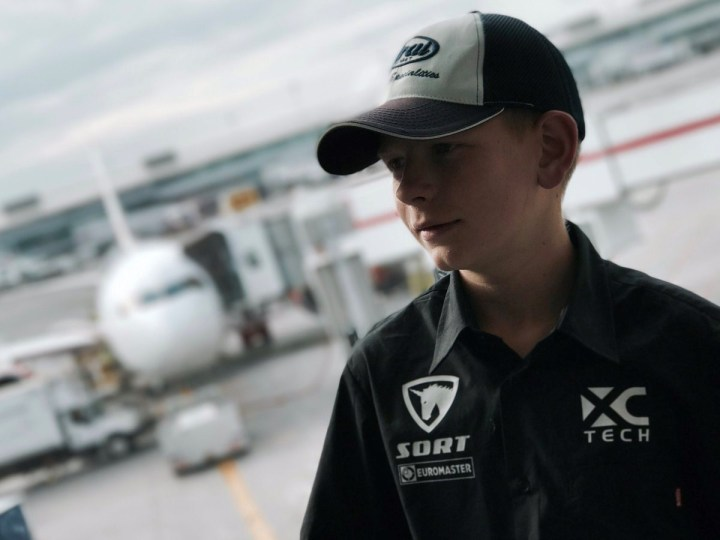 Jonathan Finn earns invite to Red Bull MotoGP Rookies Cup tryout