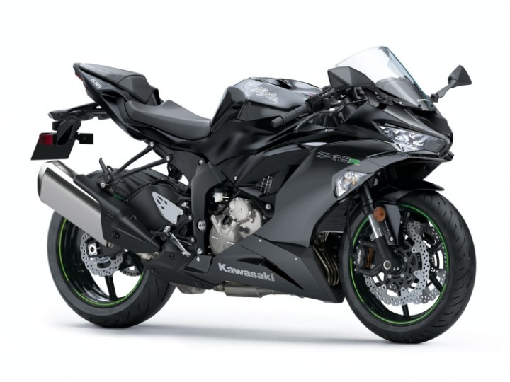 More details on new Kawasaki ZX-6R