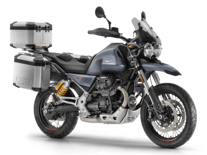 Here are more details on the Moto Guzzi V85 TT