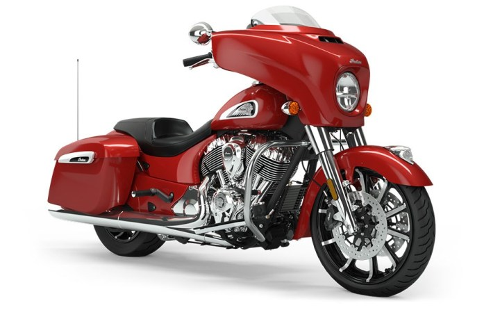 Indian reveals motorcycle rental program