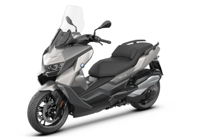 2019 BMW C400 GT: Middleweight maxi-scooter touring