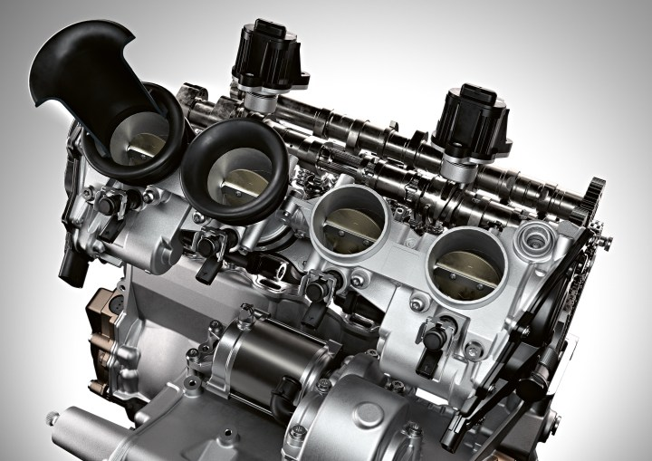 CARB confirms BMW S1000 XR update