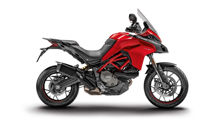 Ducati Multistrada 950 S is here