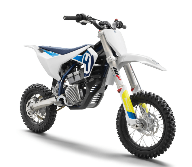 All the zaps: Husqvarna builds an electric dirt bike