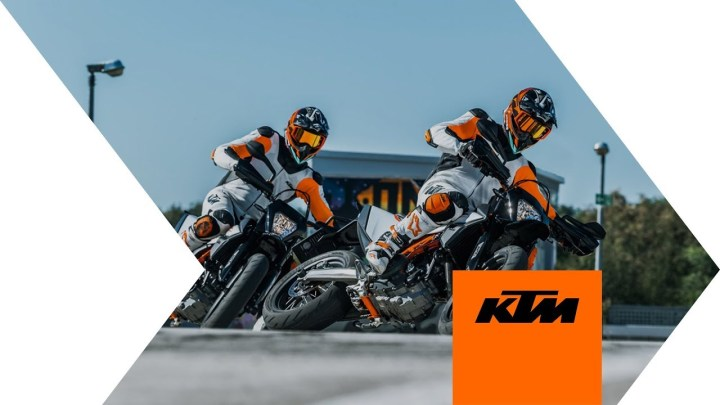 Supermoto madness: KTM announces all-new 690 SMC R