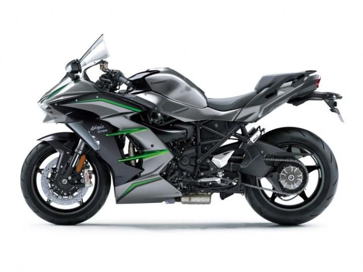 Kawasaki Ninja H2 SX SE+ gets new suspension and software