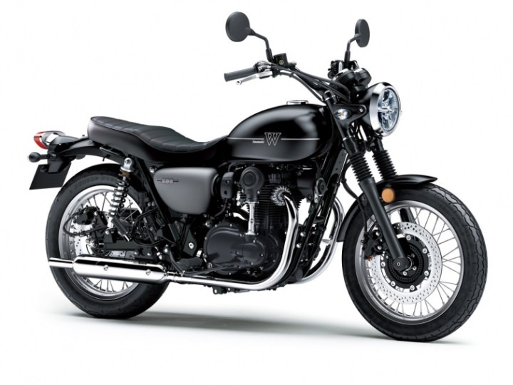 The Kawasaki W800 is coming, and it's coming to Canada.