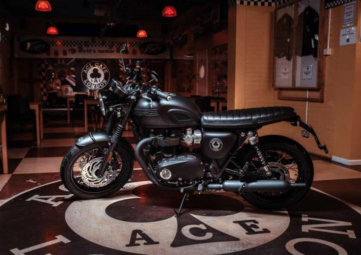 Triumph announces Bonneville T120 Ace, Bonneville T120 Diamond