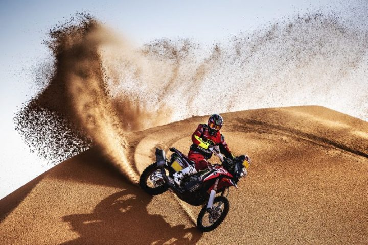 How the Dakar Rally works