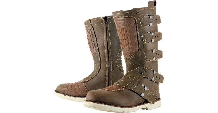 How to Buy: Motorcycle boots
