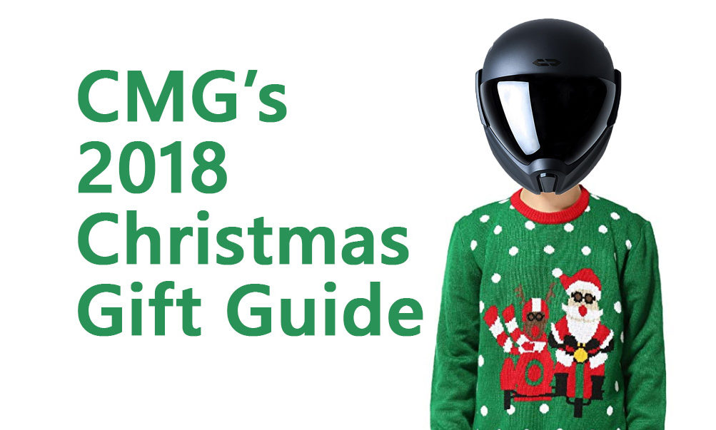 CMG's 2018 Christmas Gift List