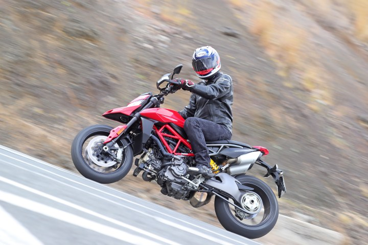 First Ride: 2019 Ducati Hypermotard 950