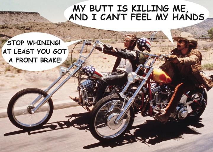 CMG's Cynical Guide to Custom Bikes