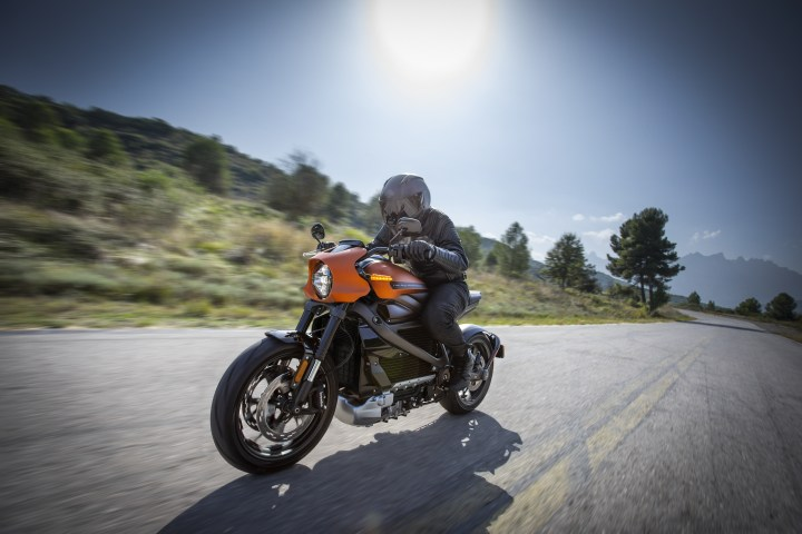 Harley-Davidson Livewire production resumes