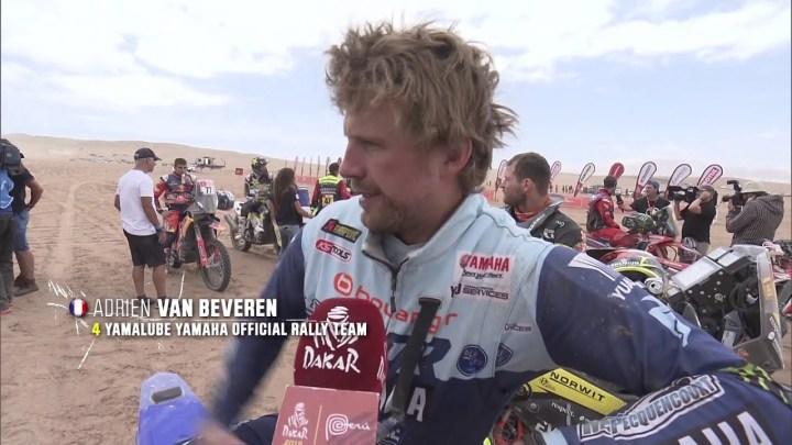 Dakar 2019: Stage 5