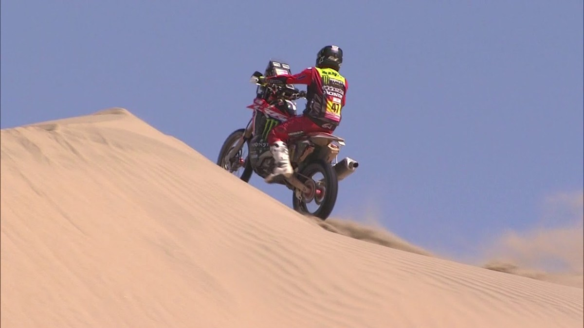 Dakar 2019: Stage 7
