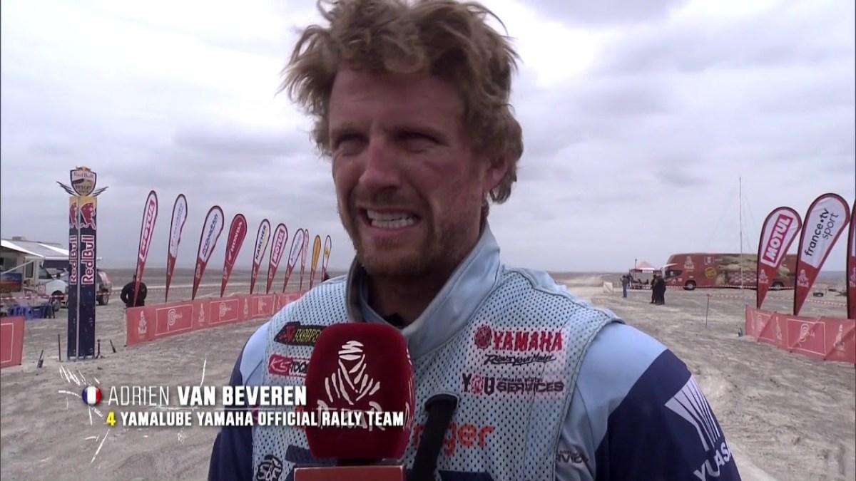 Dakar 2019: Stage 8