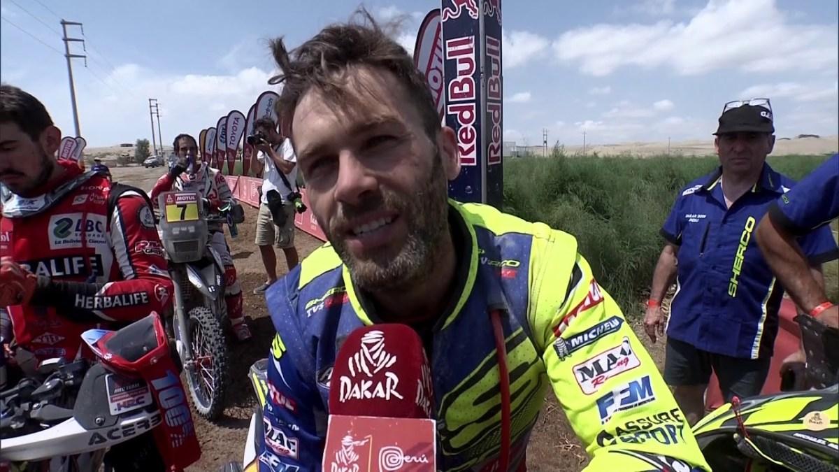 Dakar 2019: Stage 9