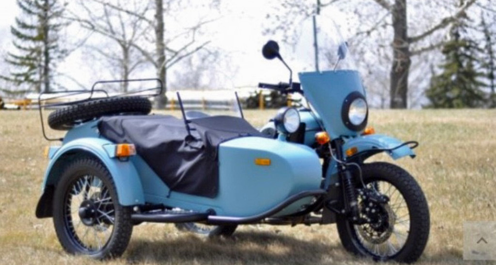 Find of the Month: 2014 Ural Gear-Up