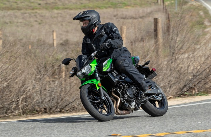 First Ride: Kawasaki Z400