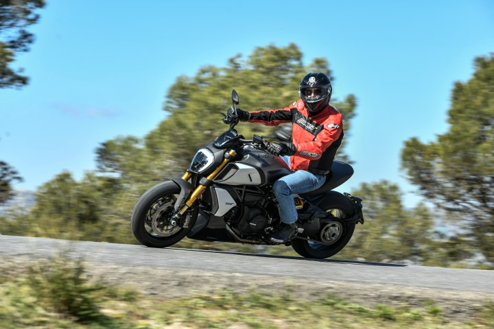 First ride: 2019 Ducati Diavel 1260 S