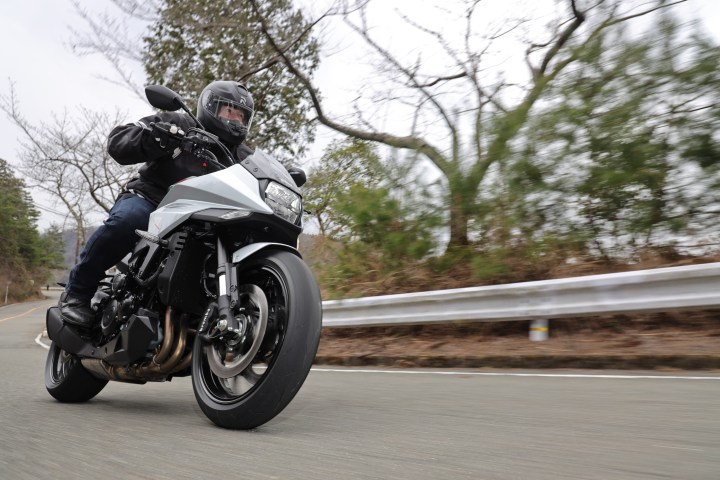 First ride: 2020 Suzuki Katana