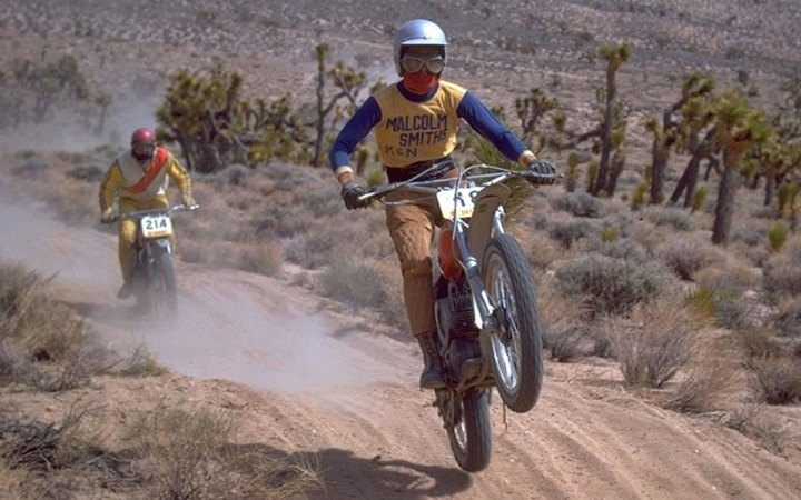 CMG's Cynical Guide to Off-Road Motorcycles