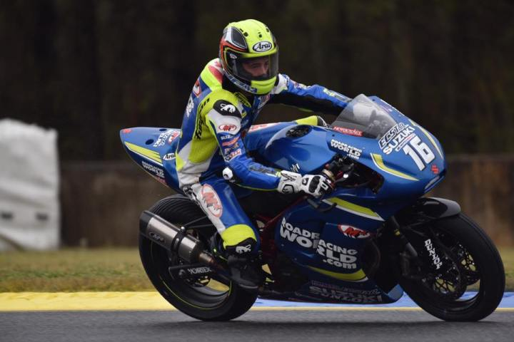 Roadracing roundup: Alex Dumas grabs another championship