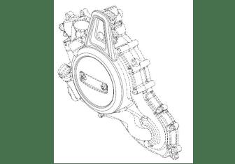 Harley Davidson Engine 10