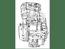 Harley Davidson Engine 4