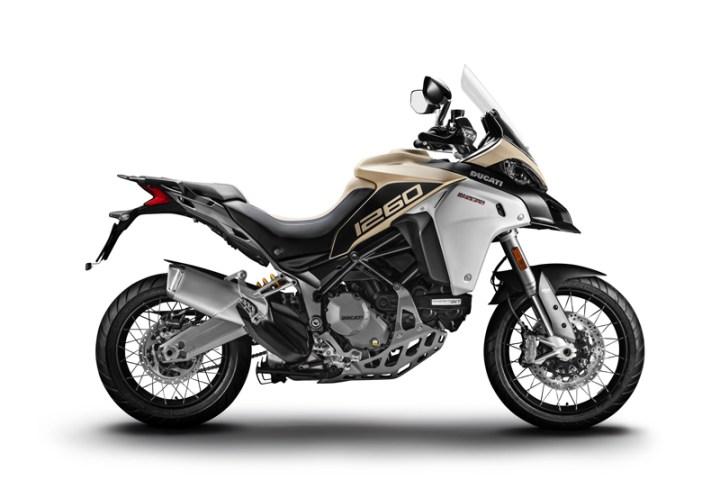 Ducati confirms V4 Multistrada for 2021