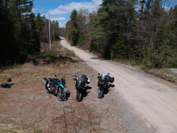 The first annual Rob Harris Memorial Ride