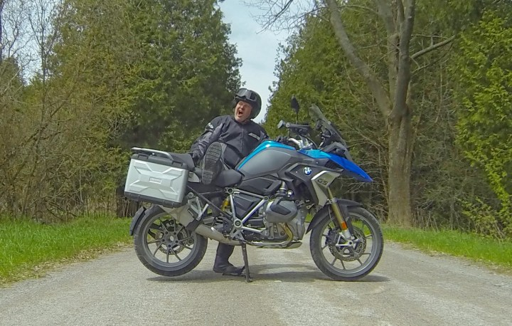 Test Ride: 2019 BMW R1250GS