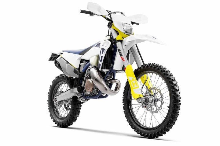 Husqvarna announces updated 2019 dual sports, enduros